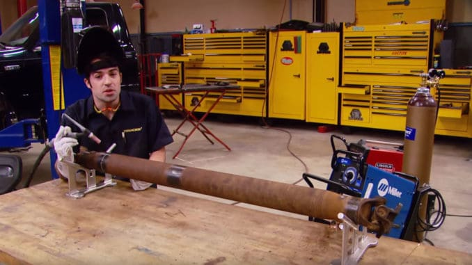 Two Minute Tech ~ How To Shorten A Driveshaft