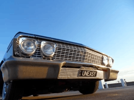 UNEASY ~ 1963 Chevrolet Impala SS Build