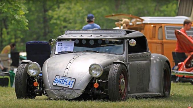 Volksrods and Volkswagen Beetle Rat Rods