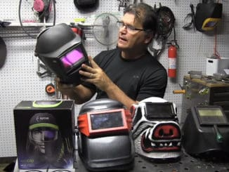 Welding Helmet Tips and Tricks