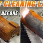 1,000 Watt Rust Cleaning Laser Removes Rust Effortlessly