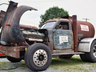 1946 Studebaker M16 Detroit Diesel Rat Rod