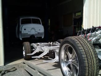 1953 GMC Suburban LS Powered Hot Rod Build