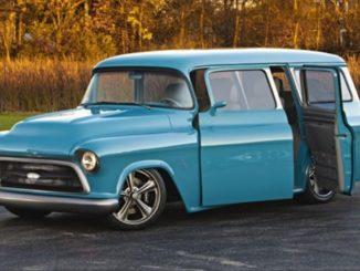 1957 Chevrolet Suburban RestoMod Project