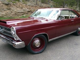 1966 Ford Fairlane 427 Twin Turbo Street or Strip RestoMod Build
