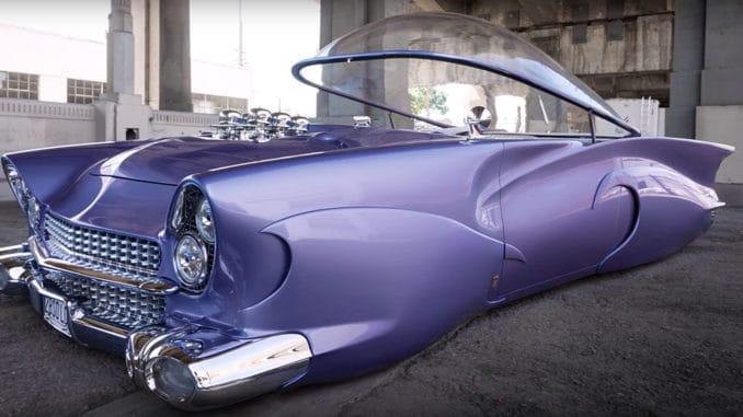 2B SO LOW Custom Bubble Top Car