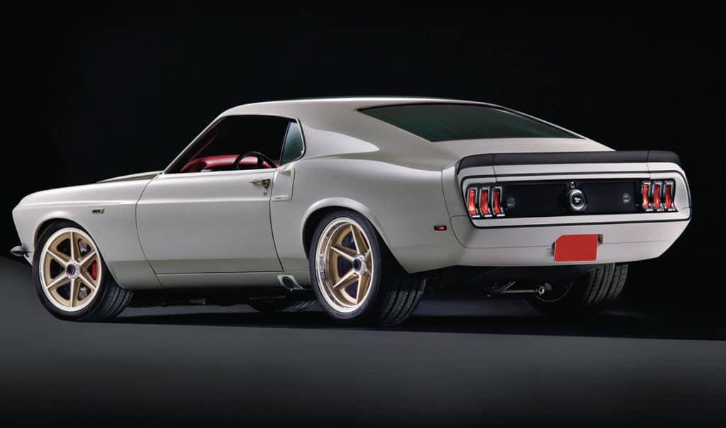 805hp Boss Nine 1969 Ford Mustang Build