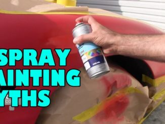 9 Spray Paint Myths and Misconceptions