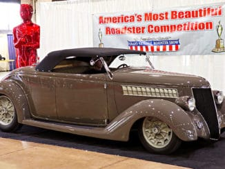 America's Most Beautiful Roadster is George Poteet's 1936 Ford