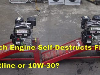 Bestline vs 10W-30 ~ Which Engine Self-Destructs First
