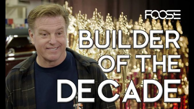 Chip Foose Wins Builder of the Decade Award
