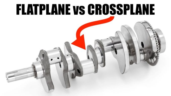 Crossplane vs Flatplane V8 Engines
