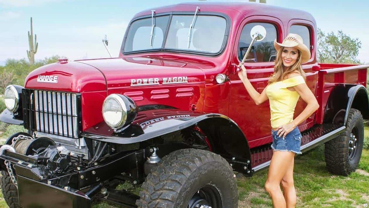 Dodge Power Wagon >> Custom Dodge Power Wagons By Desert Power Wagons