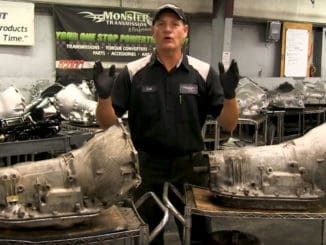 Differences Between Early and Late Model 4L80E Transmissions