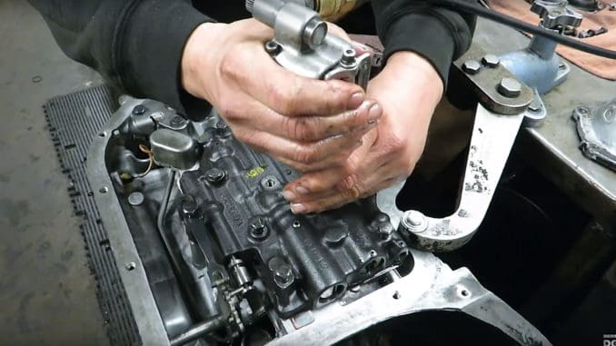 How To Build a High Performance TH350/TH400 Transmission