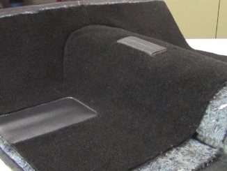 How To Cut, Fit and Shape Automotive Carpet