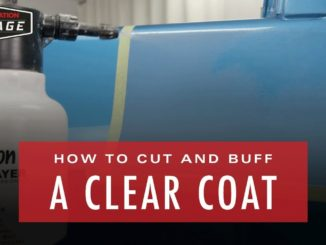 How To Cut and Buff a Clear Coat