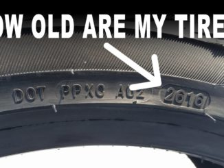 How To Determine The Age Of Your Tires