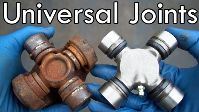 How To Diagnose and Replace Universal Joints