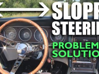 How To Fix Sloppy Steering ~ Problems and Solutions