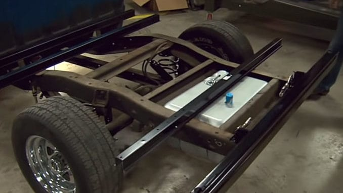 How To Relocate Your Gas Tank Under The Bed