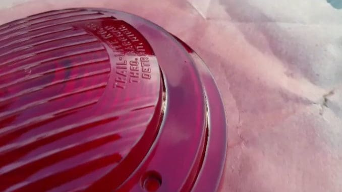 How To Repair and Restore Vintage Trailer Tail Lights