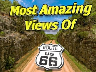 Most Amazing Views of Route 66 ~ An Aerial Documentary