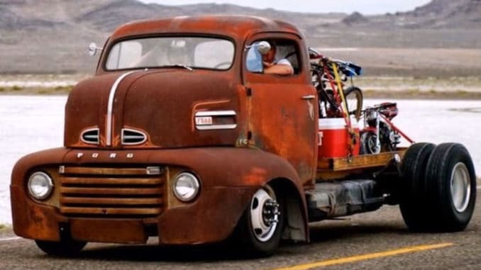 Rat Rod COE Trucks