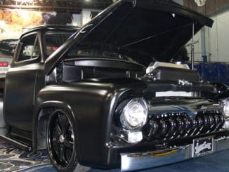 Sylvester Stallone's 1955 Ford F100 ~ West Coast Customs