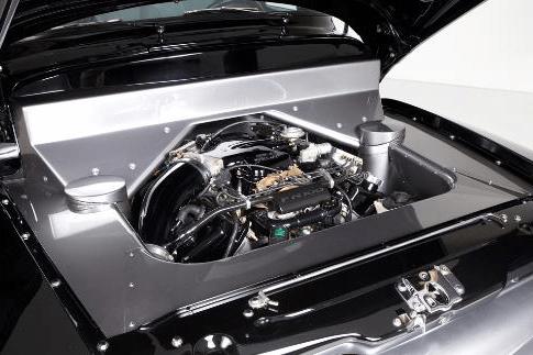 Tim Allens 1953 Ford F100 ~ FR100 Engine Bay