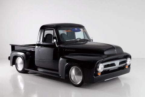 Tim Allens 1953 Ford F100 ~ FR100