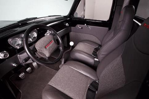 Tim Allens 1953 Ford F100 ~ FR100 Interior