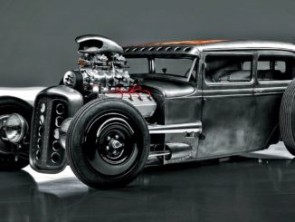 1930 Ford Model A Hot Rod Build