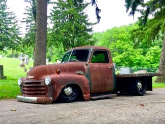 1952 Chevrolet 3600 Flatbed Rat Rod Truck Build