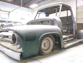 1953 Ford F100 Custom Boss 302 RestoMod Build