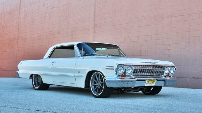 1963 Chevrolet Impala RestoMod Project