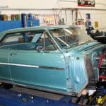 1963 Chevrolet Nova V8 Sleeper Build