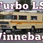 1976 Winnebago Chieftain with 6.0 Liter Turbo LS Engine Swap