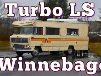 1976 Winnebago Chieftain with 6.0 Liter Turbo LS Engine Swap