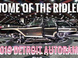 2019 Detroit Autorama
