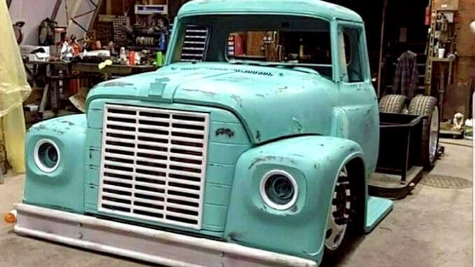 Dually and Big Rig Trucks