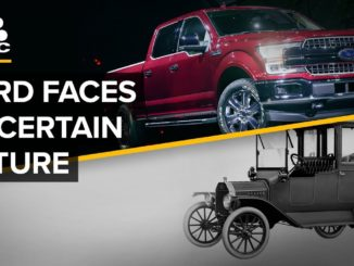 Ford's Fight To Remain An American Icon