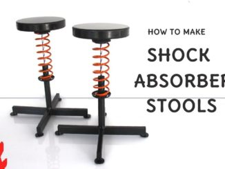 How To Make Shock Absorber Stools