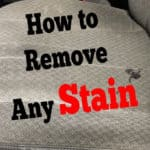 How To Remove Stains From Carpet or Cloth ~ For Car or Home
