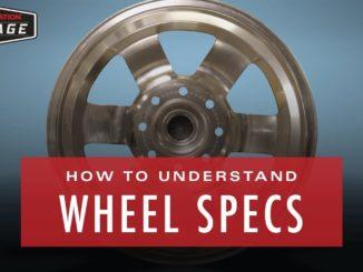 How To Understand Wheel Specs