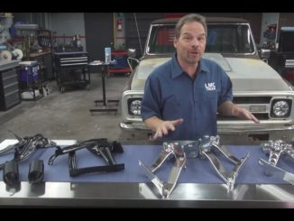 How to Install New Billet Hood Hinges on 1967-1972 Chevy Trucks