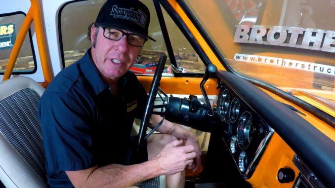 Modern Bluetooth Radio for Classic Chevy or GMC Trucks