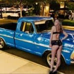 """Old Blue"" After the Build ~ Coyote Powered 1968 F100"