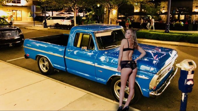 """""""Old Blue"""" After the Build ~ Coyote Powered 1968 F100"""