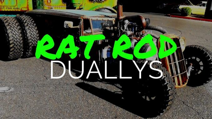 Rat Rod Dually Compilation